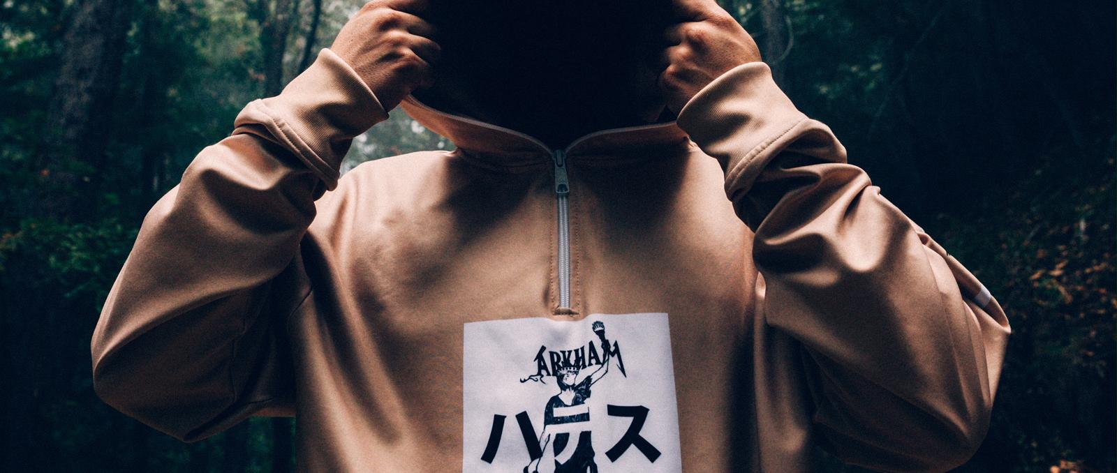 'Arkham City' Pullover